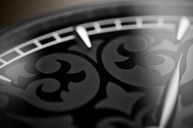 百达翡丽5078三问表换上黑色珐琅颜值再进化