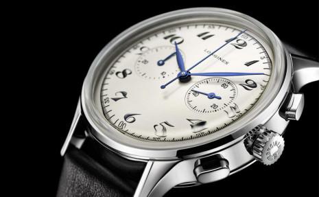浪琴Heritage Classic 1946重新詮釋古董計時碼錶的風格