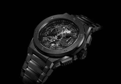 宇舶Big Bang Integral計時錶首次搭載一體化金屬或陶瓷鍊帶