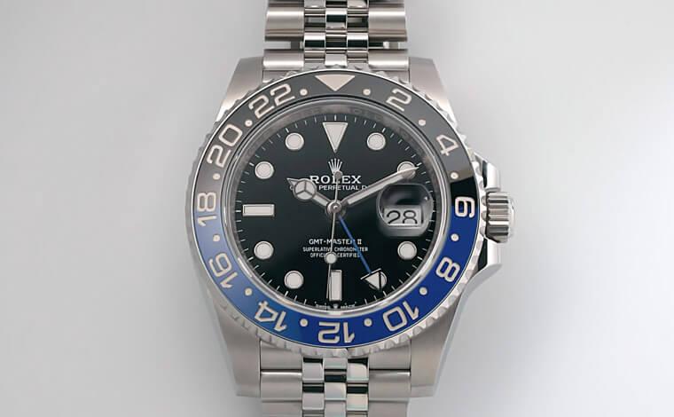 GMT-Master II蓝黑圈126710BLNR人气夯 2020年定价又变贵