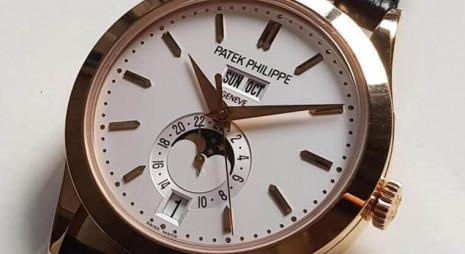 百達翡麗5396年曆錶除了具有品牌原創性 還有一點更讓行家愛不釋手