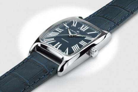 漢米爾頓Boulton系列手上鍊手錶展現1940年代裝飾主義風格