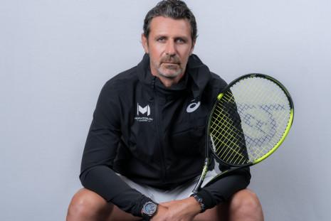 網球天后小威廉絲的教練Patrick Mouratoglou成為真力時新任品牌摯友