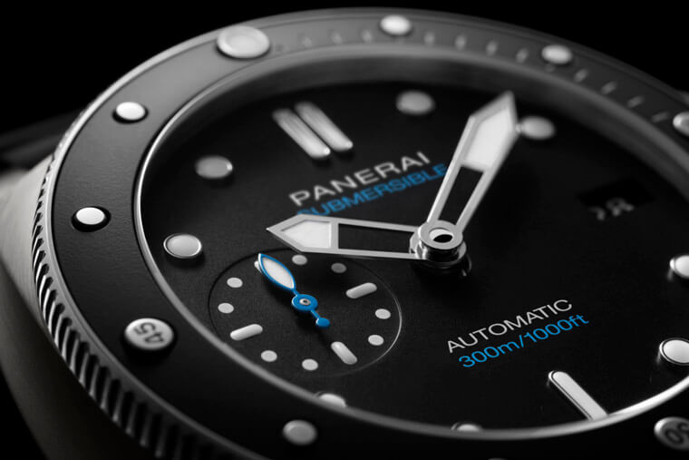 沛纳海683是入手Submersible陶瓷圈潜水表最近距离