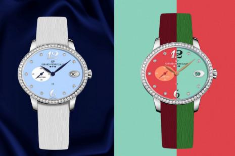 芝柏與Bamford首次合作推出貓眼系列手錶