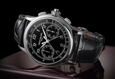 PP鉑金5370擁有雙追針功能 百達翡麗目前計時錶家族中等級最高就是它