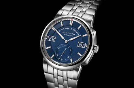 朗格運動錶Odysseus 從材質、錶帶到機芯都展現出有別品牌正裝錶的風格