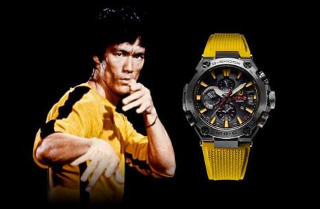 G-SHOCK MR-G李小龍80歲紀念錶限量300只