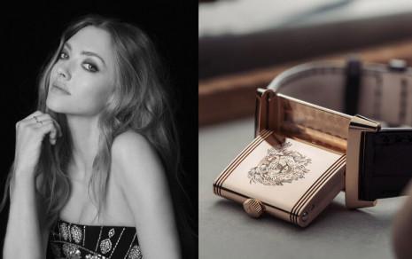 積家Reverso翻轉系列透過琺瑯或雕刻工藝記錄錶主特別的回憶