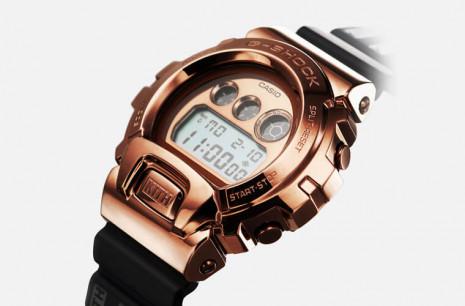 G-SHOCK宣布與潮牌KITH展開夥伴關係 推出首款採用金屬錶圈設計的GM-6900