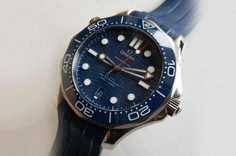 海馬潛水300米實測日差不到1秒 價格還不到水鬼一半