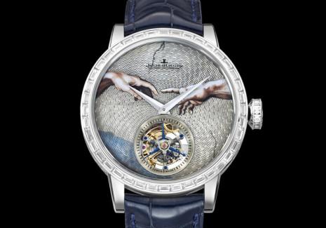 高登鐘錶與JAEGER-LECOULTRE合作推出《積家琺瑯工藝手錶展》