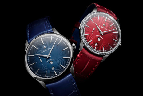 真力時攜手HABANOS推出Elite系列羅密歐與茱麗葉雪茄月相限量對錶