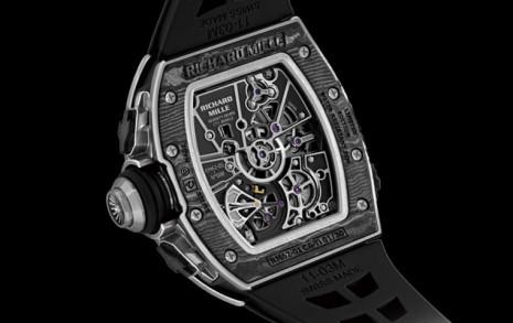RICHARD MILLE RM 62-01打破傳統鬧鈴錶印象 改用震動提示時間