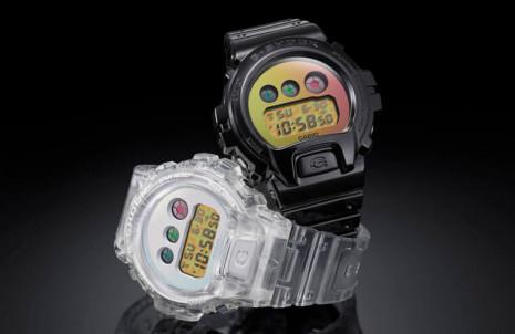 G-SHOCK為慶祝DW-6900系列25週年 特別推出DW-6900SP紀念錶