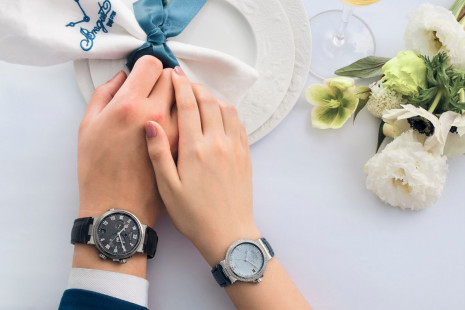 寶璣Marine男女錶  頂級結婚對錶夢幻目標