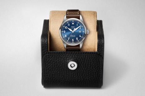 IWC新推出三款錶盒 標榜減少塑料和物料比例以達環保目標
