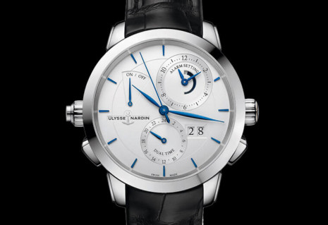 雅典Sonata鬧鈴錶配備問錶等級的打簧系統能發出教堂式樂音