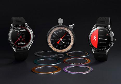 泰格豪雅新一代Connected智能錶挾帶更強大豐富的功能登場