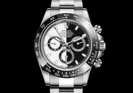 像Daytona這類賽車錶的熊貓面和反熊貓面該怎麼區分?