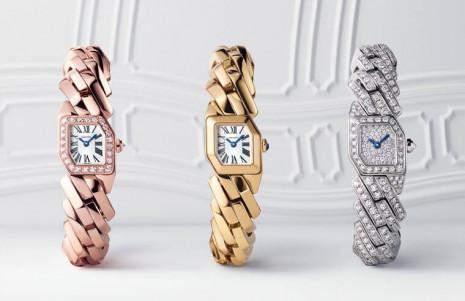 卡地亞Maillon de Cartier以全新金屬鍊帶設計展現品牌美學創意