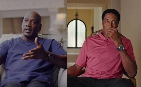 公牛王朝巨星Jordan和Pippen在《The Last Dance》最後之舞紀錄片都戴這品牌手錶