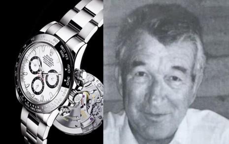喜歡勞力士迪通拿的人不可不知 「現代Daytona之父」René Besson