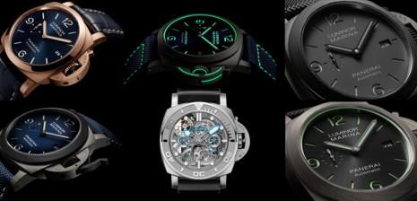 沛納海2020年Luminor、Submersible新款價格懶人包