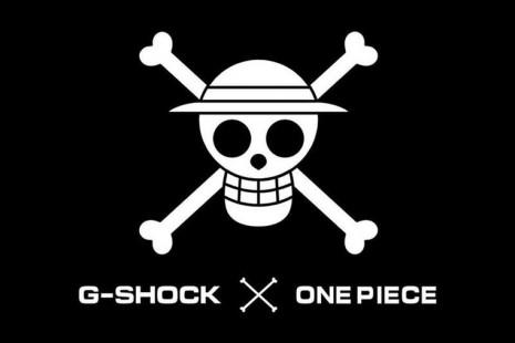 G-SHOCK日本超人氣動漫航海王(海賊王)第四代即將現身