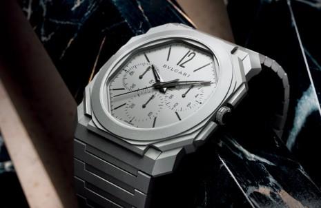 寶格麗Octo超薄計時GMT腕錶是品牌6年內第5次改寫超薄紀錄之作