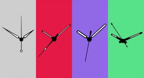 你是否能夠看指針就知道什麼品牌的錶?