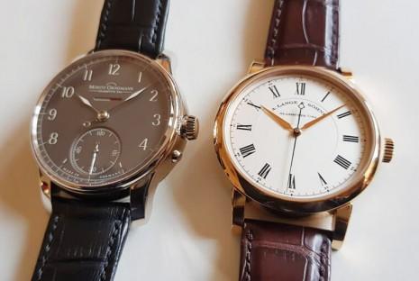 百萬元三針機械錶不選PP  專家最推薦這兩款