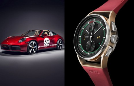 這款保時捷911手錶有什麼特別?一般人不能買Only for owners