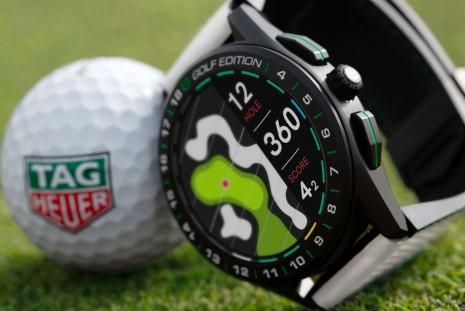 泰格豪雅推出Connected高爾夫球特別版智慧錶