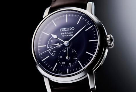 SEIKO Presage全新琺瑯錶向一代設計師渡邊力致敬