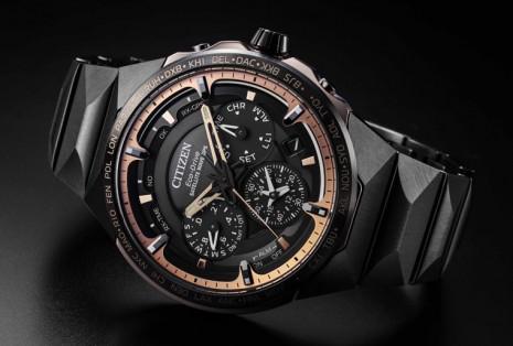 CITIZEN慶祝首款鈦金屬手錶問世50週年推出限量紀念錶