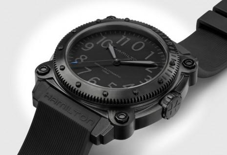 漢米爾頓攜手大導演諾蘭新片《TENET天能》打造Khaki Navy BeLOWZERO特別版限量錶