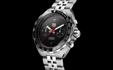 泰格豪雅與Fragment Design主理人藤原浩合作推出第二款限量聯名計時錶