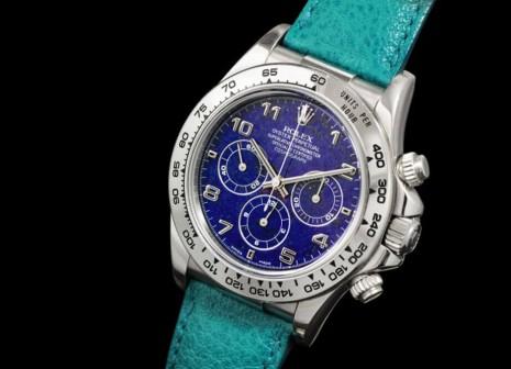 蘇富比拍賣行7月香港春拍 勞力士鉑金Daytona有望拍出3000萬台幣高價