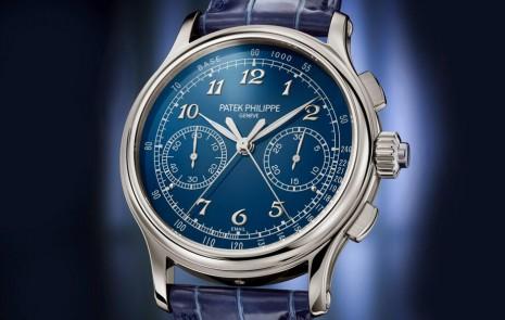 PP最強計時錶 追針功能搭大明火琺瑯價格直逼三問錶