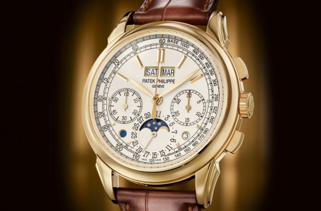 白金、玫瑰金、鉑金都出完一輪 百達翡麗5270萬年曆計時碼錶首見黃金款