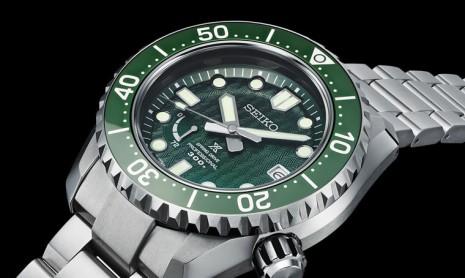 SEIKO LX Line潛水錶多了一名綠水鬼 設計靈感很有梗
