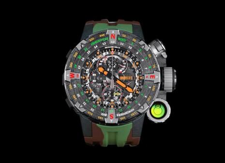 夢幻錶賞析:地表最狂運動錶RM 25-01