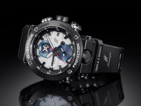 G-SHOCK新作與HondaJet聯名展現飛行錶強悍性能