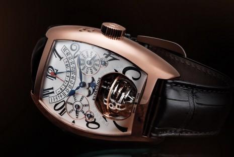 FRANCK MULLER複雜功能錶展 數款百萬甚至千萬級陀飛輪現身台灣