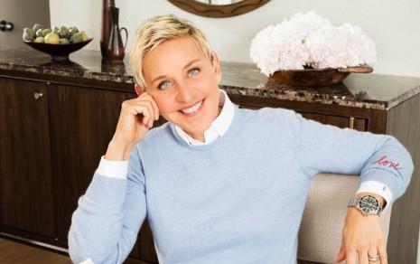 艾倫秀看不到了?細數超級錶迷Ellen的愛錶們
