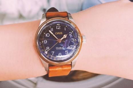 你戴機械錶出門會調時間日期嗎