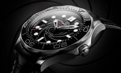 歐米茄海馬潛水300米007鉑金特別版  價格超過百萬元