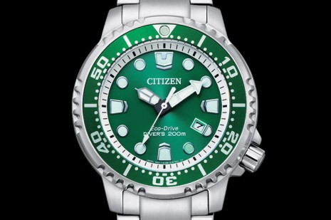 1萬元綠水鬼推薦 CITIZEN光動能Promaster潛水錶