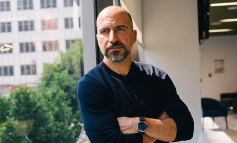 靠Uber Eats席捲全球的Dara Kosloshahi 俐落個性看手錶就知道